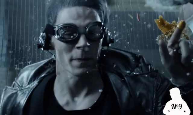 Quicksilver dans X-Men, Days of Future Past