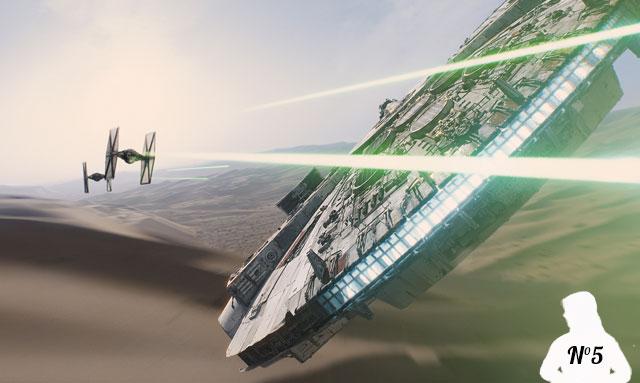 Star Wars VII - Le réveil de la Force de J.J. Abrams