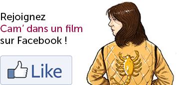 Cam' dans un film sur Facebook